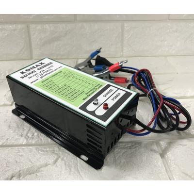 Máy Sạc ắc quy tự động KOMAX KM-1210