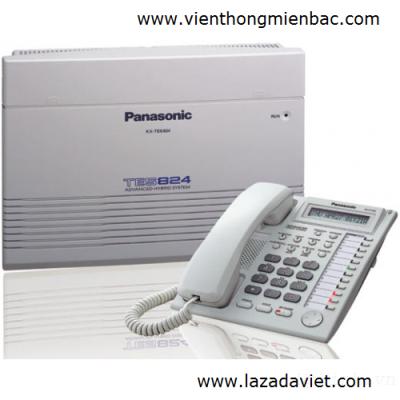 Tổng đài Panasonic KX-TES824 _03 Trung kế-16 Máy nhánh