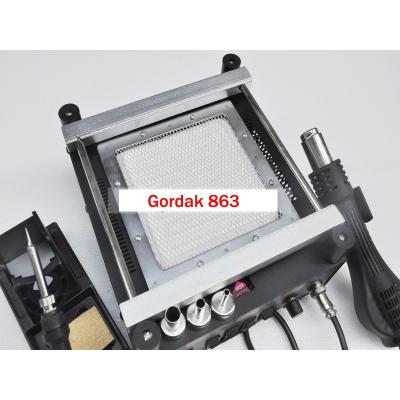 Trạm hàn máy hàn Gordak 863