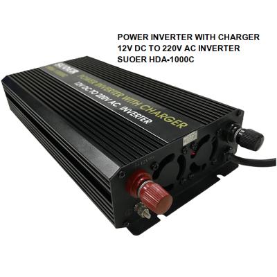 Máy đổi điện và sạc ắc quy GLANCE GC-1000A/ 600W