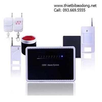 Báo động chống trộm không dây Smarthome SM-898GSM