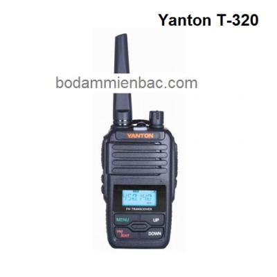 Bộ đàm cầm tay Yanton T-320