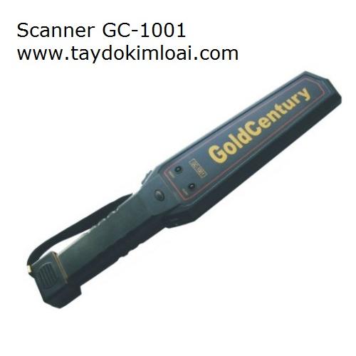 Máy dò kim loại Gold Century GC-1001