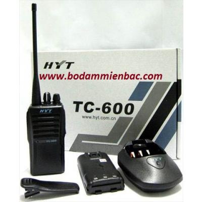 Sạc pin máy bộ đàm HYT TC 600