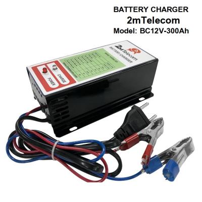 Sạc ắc quy tự động 2mTelecom BC12V-300Ah